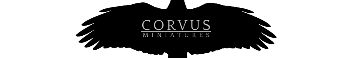 Corvus Miniatures – painted sf & fantasy miniatures by Gerrie Schenck