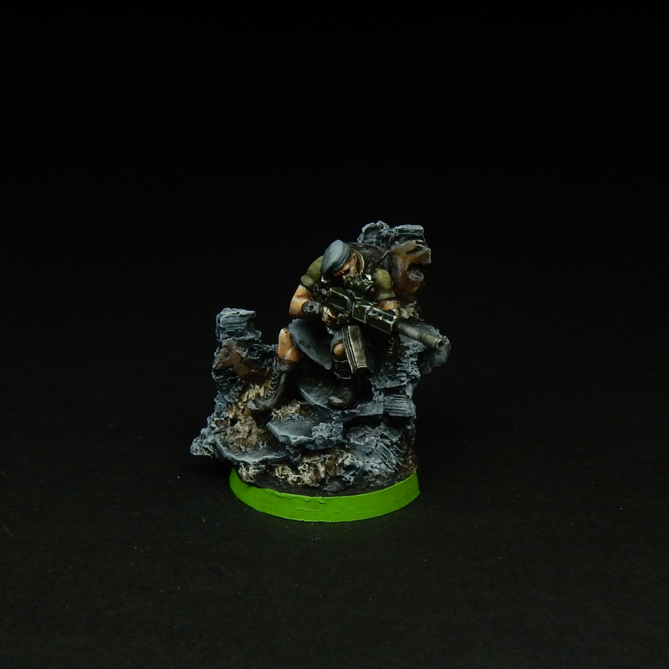 Infinity Ariadna Highlander Cateran