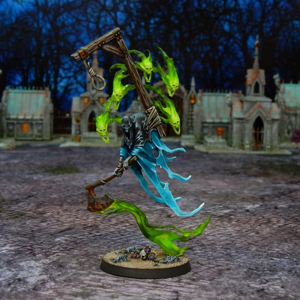 Nighthaunt Lord Executioner