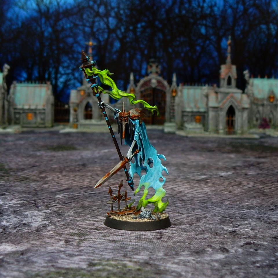 Nighthaunt Guardian of Souls