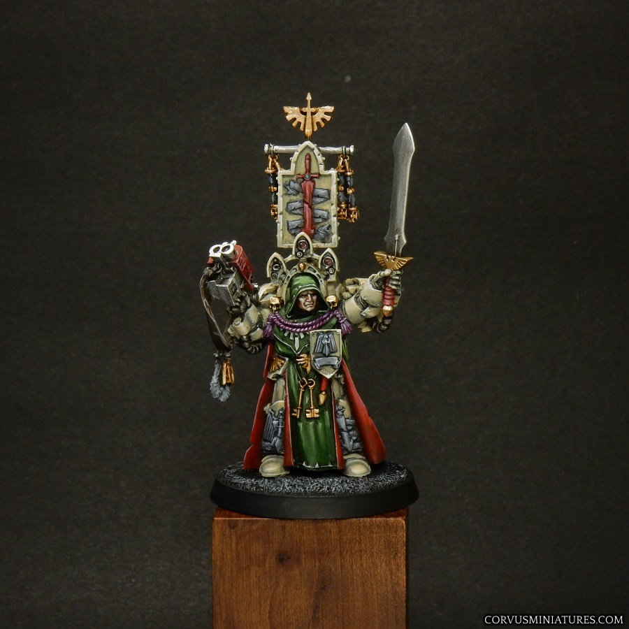 Grand Master Belial of the Deathwing