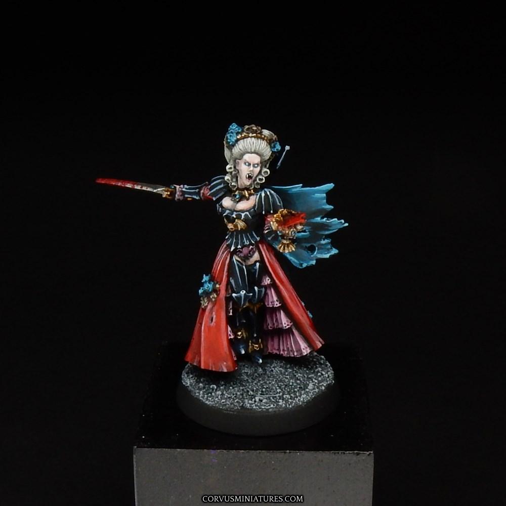 Isabella Von Carstein II